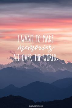 Inspiring Travel Quotes You Need In Your Life|Pinterest: Culture Trip