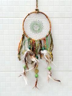 Filtro dos Sonhos Verde - Empório Estelar
