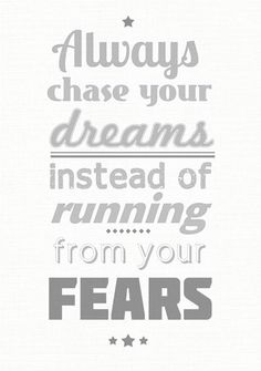 in my dreams, i am so often running running running away from something i perceive as menacing, often i look back & see it is actually not very scary, but then i keep running LOL. i am working on this!