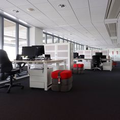 Project A - office 1