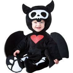 Baby Diego the Bat Costume - Skelanimals