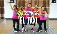 El Taxi | Zumba Fitness | Live Love Party, 3 min. 45 sec.