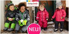 Schneeanzüge von Ernsting's family