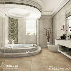 Si cuentas con un #baño amplio, una #bañera será un elemento central de la #habitación, tanto a nivel estético como funcional. Las bañeras esquineras son una excelente opción para aprovechar al máximo el espacio.