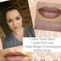 Mix and Match ANY Lipsense colors to create hundreds of difference colors! Lipsense Distributor Brianna Buchholz Distributor ID Long lasting Lip color for up to Water proof Kiss proof Smudge proof Long Lasting Lip Color, Long Lasting Makeup, Long Lasting Lipstick, Beauty Secrets, Beauty Hacks, Beauty Stuff, Beauty Tips, Makeup Tips, Beauty Makeup