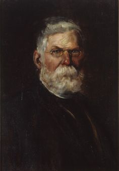,Portrait of Hermann Gruson, Munich, 1890, Franz