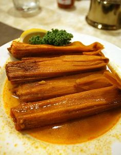 The Mississippi hot tamale, like these at Crystal Grill in Greenwood, Miss., is simmered in a spicy liquid as opposed to the Mexican tamale, which is steamed. Throughout Mississippi, tamales are served as appetizers.