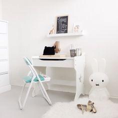 Kids room ~ Turquoise Pantone folding chair