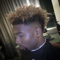 Odell Beckham Jr Mohawk 1000+ images about Cut...