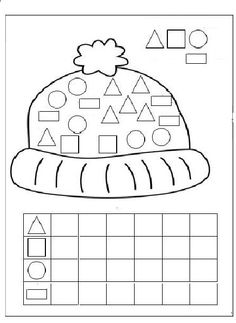 Free winter math worksheet for number recognition practice. Count the snowballs in each snowman, then cut and paste the number that matches. Find more winter math worksheets for Kindergarten and preschool by clicking on my shop. Graphing Worksheets, Kindergarten Worksheets, Worksheets For Kids, Shapes Worksheets, Printable Worksheets, Counting Worksheet, Free Printable, Matching Worksheets, Kindergarten Writing
