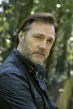 DAVID MORRISSEY - VERY TALENTED.  HIS ROLE AS THE GOVERNOR WAS NOTHING SHORT OF PERFECTION.