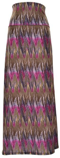 Super cute and comfy, this printed Maxi Skirt will be one of the most versatile pieces in your closet. This skirt is soft and stretchy and is available in fun prints so you can wear them with any color.