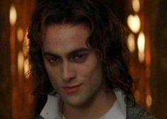 Stuart Townsend as 'Lestat.' He was suppose to have blue eyes, and be much blonder, but oh well.