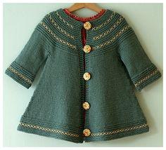 Folk Coat Show (rosy little things)