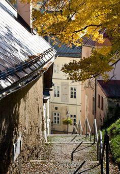 Banska Štiavnica, my birthplace :)