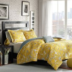 MiZone Willa 4-pc. Comforter Set - Full/Queen