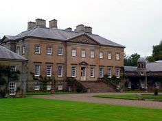 Dumfries House is a Palladian country house in Ayrshire, Scotland. Noted for being one of the few such houses with much of its original 18th-century furniture still present, including specially commissioned Thomas Chippendale pieces. The present house was built in the 1750s for William Dalrymple, 5th Earl of Dumfries, by John Adam & Robert Adam. The estate & its entire contents was purchased for £45m for the country by a consortium headed by Charles, Prince of Wales