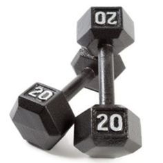 CAP Barbell Cast Iron Hex Dumbbell Review