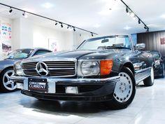 1988 Mercedes Benz 560SL(R107) GARAGE CURRENT  http://www.garagecurrent.com/mercedes-benz/sl/522/