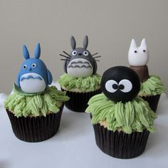 I am making these for my own birthday. And I'm screaming like a little girl right now!!