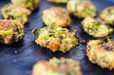 Broccoli Pancakes ~ Mangiare squisito ~ Foodblog Broccoli, I Foods, Herbs, Herb, Medicinal Plants