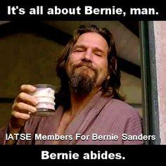 Bernie #feelthebern