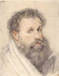 Portrait of a man - Peter Paul Rubens