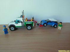 Totobricks: LEGO 60081 LEGO CITY 2015 Pickup Tow Truck http://www.totobricks.com/2015/08/lego-60081-lego-city-2015-pickup-tow.html