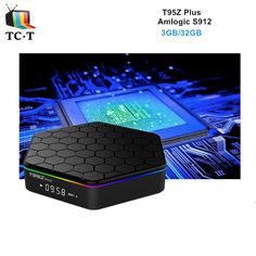(68.99$)  Know more - http://aimzo.worlditems.win/all/product.php?id=32796226962 - In Stock Original T95Z plus Amlogic S912 TV BOX Octa Core 3GB 32GB Android 6.0 TV BOX 2.4GH/5GHz WiFi Bluetooth 3D 4K Kodi load