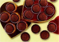 Конфеты фрукты в шоколаде