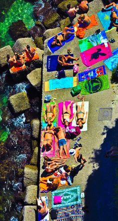Summer in Sorrento, Italy