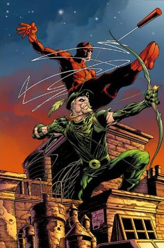 Marvel Drawing This would make a nice crossover: Daredevil and Green Arrow By Joe Quesada Comic Book Artists, Comic Book Characters, Comic Artist, Marvel Characters, Comic Character, Comic Books Art, Marvel Villains, Marvel Dc Comics, Hq Marvel