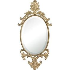 Sterling Industries 132-016 Hillgrove Gifford Antique Gold Mirror