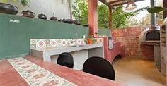Resultado de imagem para cozinhas para sitio simples decoradas