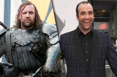 Which Game of Thrones actor looks least like his or her character?
