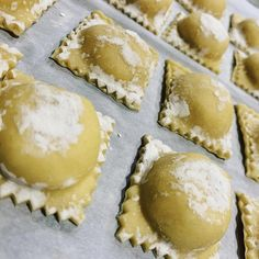 Homemade Four Cheese Ravioli - Cheese Recipes Four Cheese Ravioli Recipe, Cheese Ravioli Filling, Spinach Ravioli, Ravioli Lasagna, Ravioli Dough Recipe, Baked Ravioli, Ricotta Pasta, Homemade Cheese, Homemade Pasta