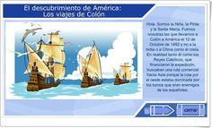 """""""Los viajes de Colón"""""""