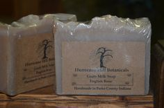 Check out English Rose Goats Milk Soap on hurricanehill