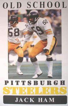 Pittsburgh Steelers~JACK HAM More Steelers Raiders fb70b556d