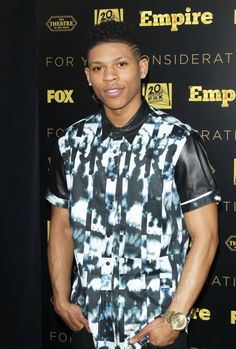 22 Times We Wanted to Make Sweet Music With Empire Star Bryshere Y. Epic One Liners, Ace Hotel, Popsugar, Celebrity Crush, Empire, Hair Cuts, Thankful, Men Casual, Times