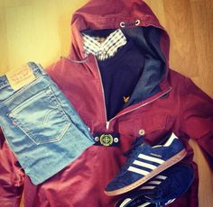 Football Casual Clothing, Football Casuals, Football Fashion, Cool Outfits, Casual Outfits, Moda Casual, Outfit Grid, New Wardrobe, Clothing Items