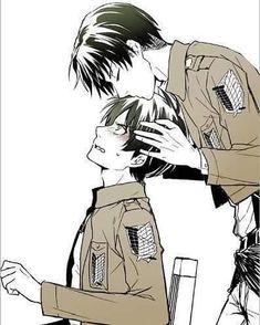 """Mi piace"": 412, commenti: 3 - ✨Aimee✨ (@ereri.in.love.freak) su Instagram: ""He's a blushing mess☺️ • • Credit to the artist • • #AttackOnTitan #AOT #ShingekiNoKyojin #SNK…"""