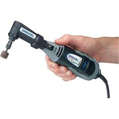 Shop the Dremel 575 - Right Angle Attachment at Grizzly.com                                                                                                                                                     More