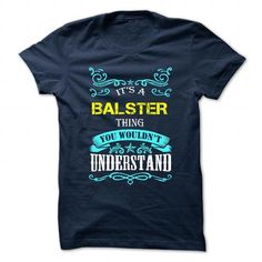 BALSTER T-Shirts, Hoodies (19$ ===► CLICK BUY THIS SHIRT NOW!)