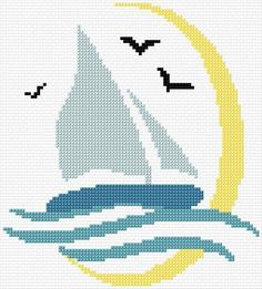 123 Cross Stitch, Cross Stitch Beginner, Cross Stitch Flowers, Cross Stitch Designs, Cross Stitch Patterns, Cross Stitch Embroidery, Embroidery Patterns, Crochet Patterns, Cross Stitch Calculator