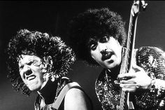 Gary Moore with Phil Lynott