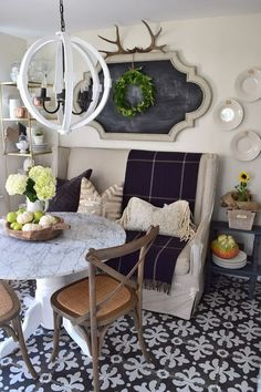 Fall Home Tour - Nesting With Grace