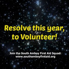 2015 Resolution Recruitment Meme From South Amboy First Aid Squad