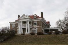 LOCATION: US / HANNIBAL, MO / Rockcliff Mansion, Hannibal, Missouri