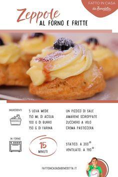 Italian Cookies, Italian Desserts, Italian Recipes, Donut Recipes, Cake Recipes, Dessert Recipes, Brazilian Dishes, Biscotti, Arabic Food